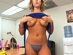 Ashley visits BangBros