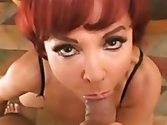 Hot vanessa redhead lalin girl mamma can't live without young cock