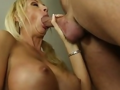 Buxom milf Brooke Tyler having sex with hot boy